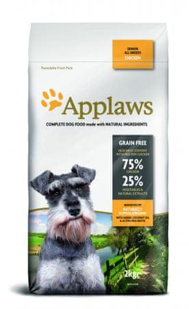 Applaws hrana za starejše pse vseh pasem, 2 kg