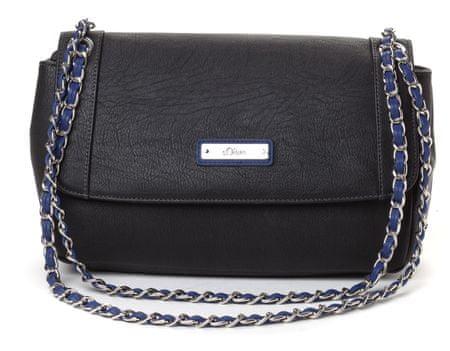 a35d446a0e s.Oliver módní černá dámská kabelka - Alternativy