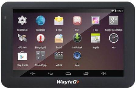 Wayteq GPS navigacija x995 Android