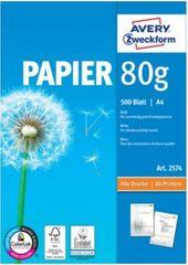 Avery Zweckform Papir Zweckform 2574, 80g, 500 listov
