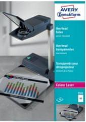 Avery Zweckform Prosojnica 3561 za barvne laserske tiskalnike 50/1