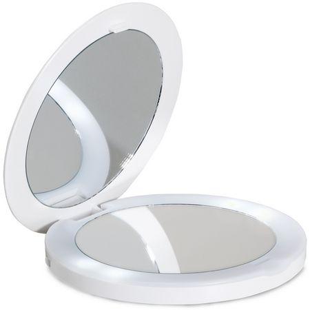 Lanaform Kétoldali LED-es tükör