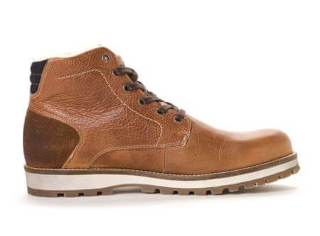 59ae88f810 Tom Tailor pánská kotníčková obuv 44 hnědá