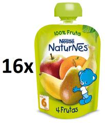 Nestlé kapsička 4 Ovocie 16x90g