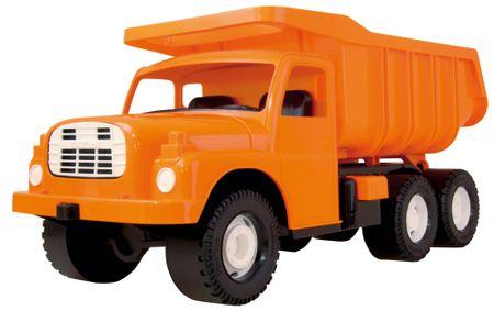 Dino Tatra Auto 148 73cm oranžová