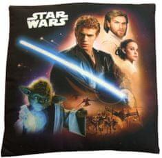 Jerry Fabrics Star Wars 01 vankúšik, 40x40 cm