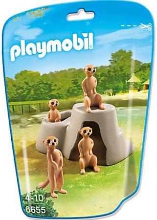 Playmobil 6655 Szurikáták