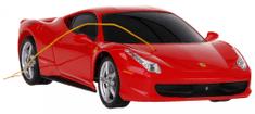 Alltoys RC auto Ferrari – 458 Italia