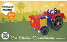 Seva Traktor Építőjáték