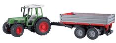 Bruder traktor Fendt s prikolicom 02104