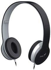 Genius HS-M430 Fejhallgató (31710197100), Fekete