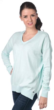 Timeout ženski pulover XS turkizna
