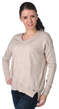 Timeout ženski pulover M bež