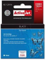 ActiveJet kompatibilna tinta za Epson T1291, crna