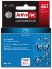 ActiveJet kompatibilna tinta za Epson T1292, cyan