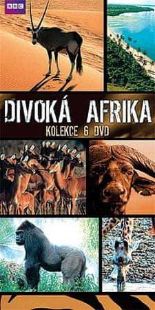 Africká zábava