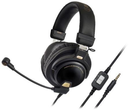 Audio-Technica ATH-PG1 - zánovní