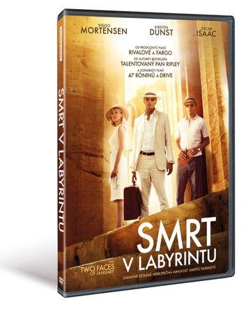 Smrt v labyrintu - DVD