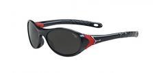 Cébé sunčane naočale Cricket, shiny black, dječje