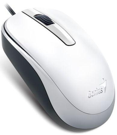 Genius DX-120 Optikai egér, Fehér