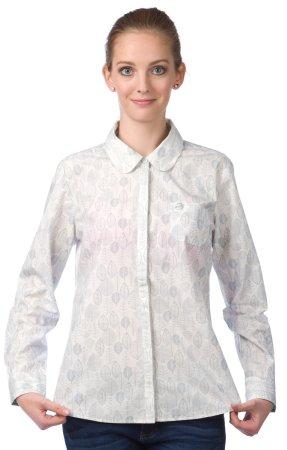 Brakeburn dámská vzorovaná košile XS bílá