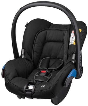 Maxi-Cosi fotelik samochodowy Citi 2020 Black raven