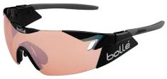 Bollé sunčane naočale 6th sense, shiny black/gray