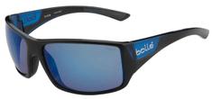 Bollé sunčane naočale Tigersnake, matte black/blue