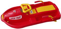 Acra Snow Boat riaditeľný červený