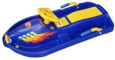 Acra Snow Boat řiditelný modrý - zánovní