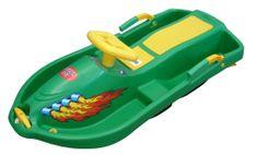 Acra Snow Boat riaditeľný zelený