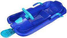 Acra Skibob riaditeľný modrý