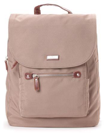 Tom Tailor dámský batoh Rina světle hnědá