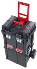 PATROL skrzynka narzędziowa na kółkach Wheelbox HD Compact - czarna
