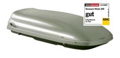 Neumann autobox Whale 200 - srebrny