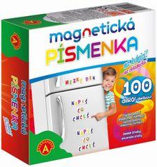 Alexander Magnetické písmenká na chladničku 100 dielikov