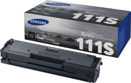 Samsung toner MLT-D111S črn, 1000 strani