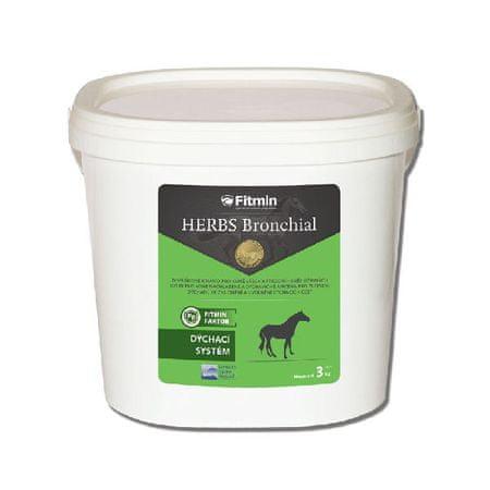 Fitmin Horse Herbs Bronchial Lóeledel, 1 kg