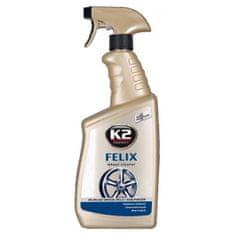 K2 čistilo za platišča Felix, 770 ml