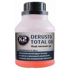 K2 odstranjevalec rje Derusto total gel, 250 ml
