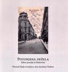 Potonjena dežela: izbor poezije iz Bukovine