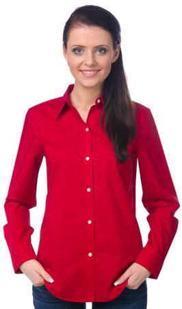 35fed04b4a Chaps női ing XS piros | MALL.HU