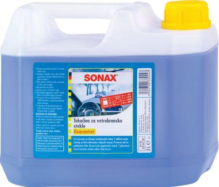 Sonax tekočina za vetrobransko steklo koncentrat 3L