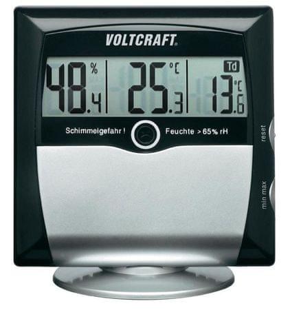 Voltcraft termometer in vlagomer MS-10