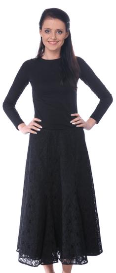Chaps dámská sukně XS černá