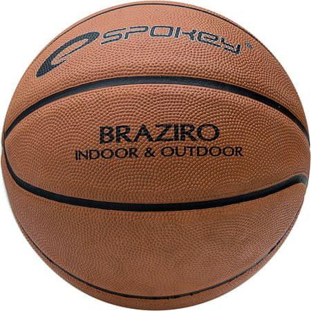Spokey košarkaška žoga Braziro 7, rjava