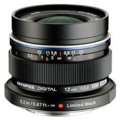 Olympus objektiv EW-M1220, crni