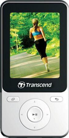 Transcend MP3 player MP710, bijeli