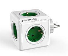 Allocacoc PowerCube razdjelnikOriginal, zeleni
