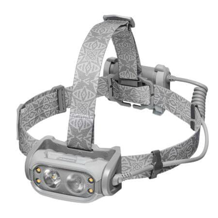 MacTronic Phantom naglavna svetilka, 500 lm